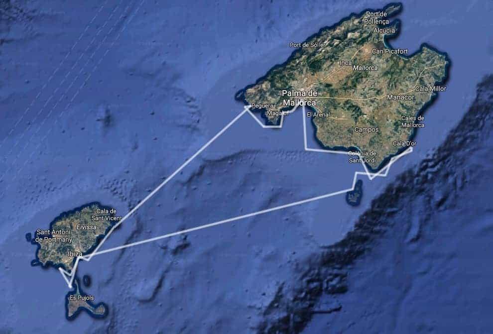 Балеарские острова аликанте чартер