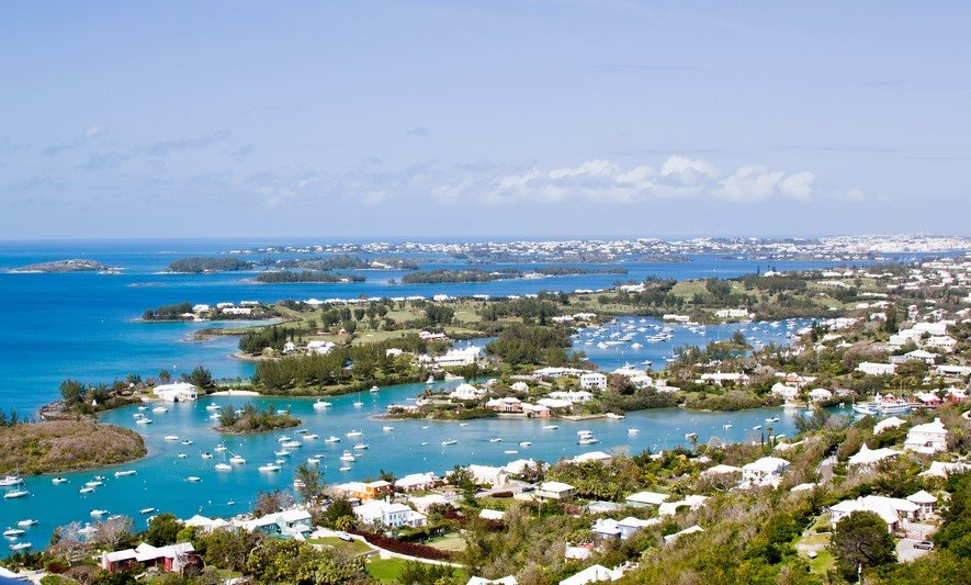 Bermuda  – Experience the America's Cup live aboard your Charter Yacht
