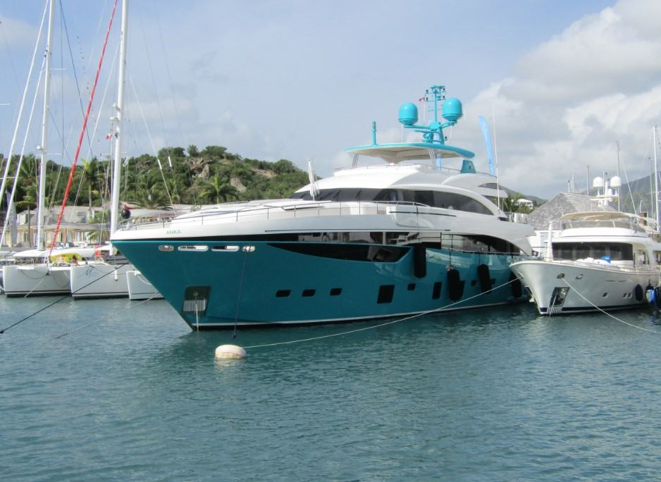 Antigua Charter Yacht Show  – luxury charter yachts for the Caribbean