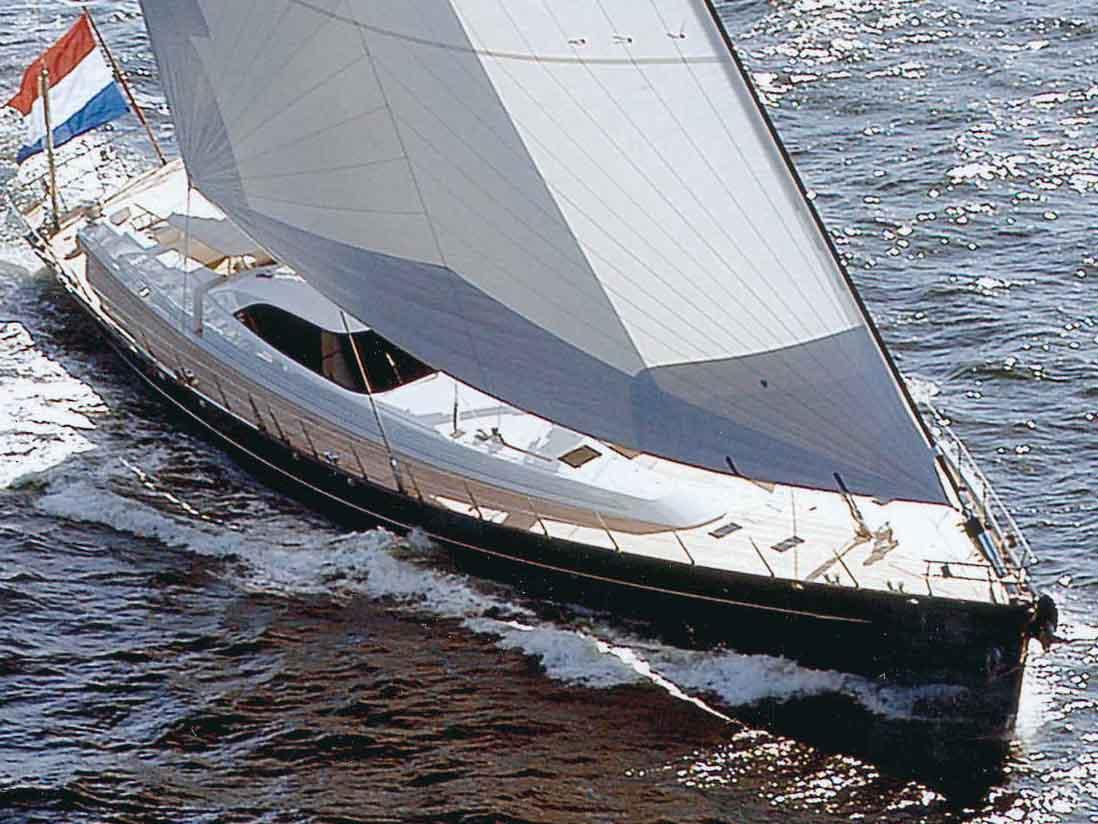 Luxus segelyachten hersteller  Luxus-Segelyacht BELLA RAGAZZA - Premium-Yachtcharter