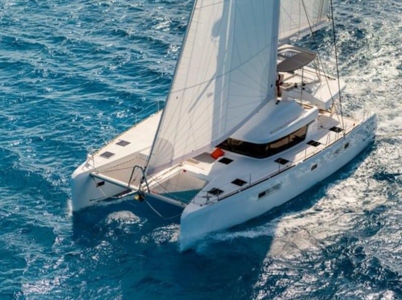 More crewed luxury catamarans in the Balearic Islands