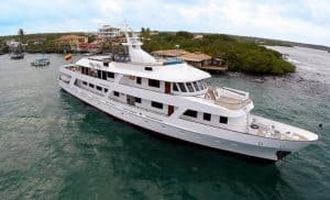 Luxury yacht charters Galapagos – discover a unique archipelago