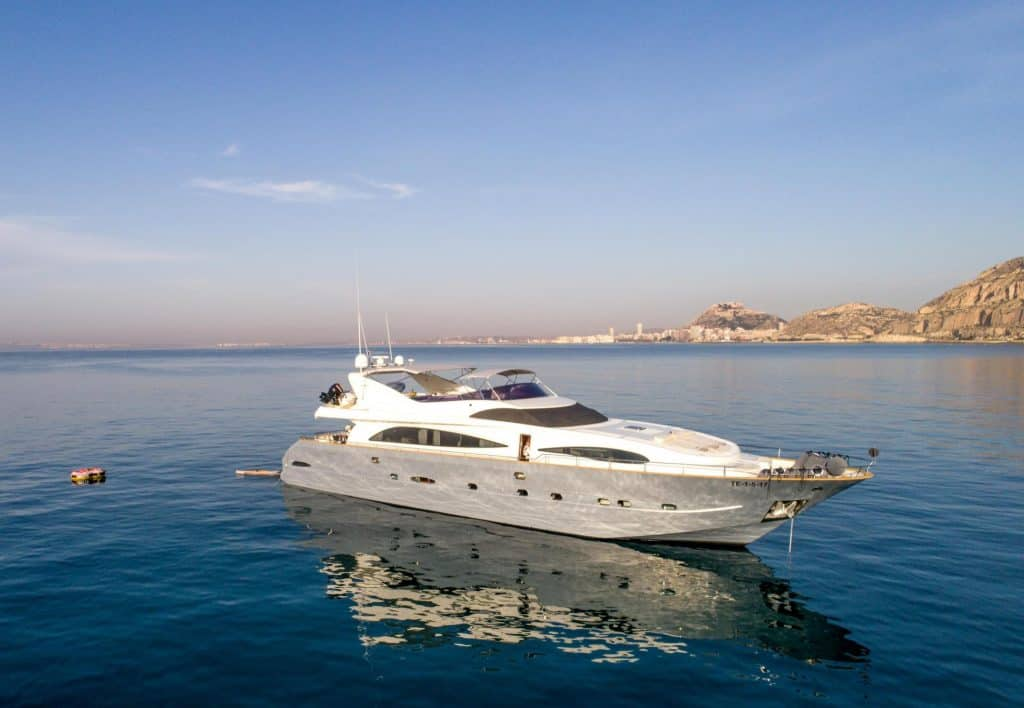 Luxury Yacht Charters Balearic Islands - Premium-Yachtcharter