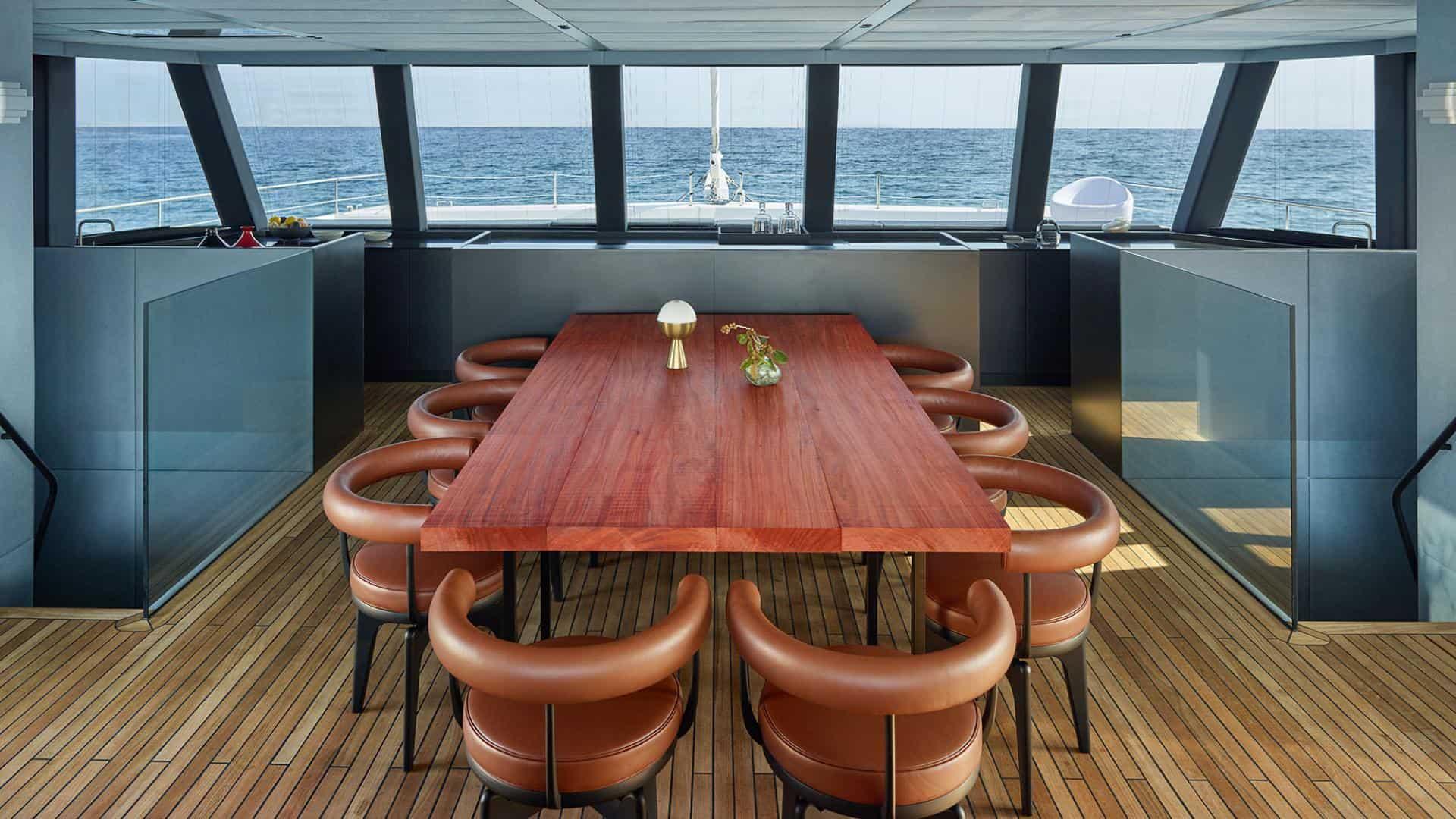 alquiler-barco-ibiza MIDORI Catamaran de lujo - Premium Yachtcharter