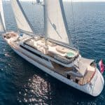 New luxury motorsailers for charter in Croatia